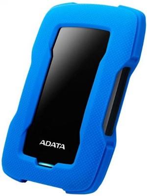 Adata Durable External Hard Drive HD330 2TB USB3.1 Blue -