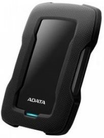 Adata Durable External Hard Drive HD330 4TB USB3.1 Black