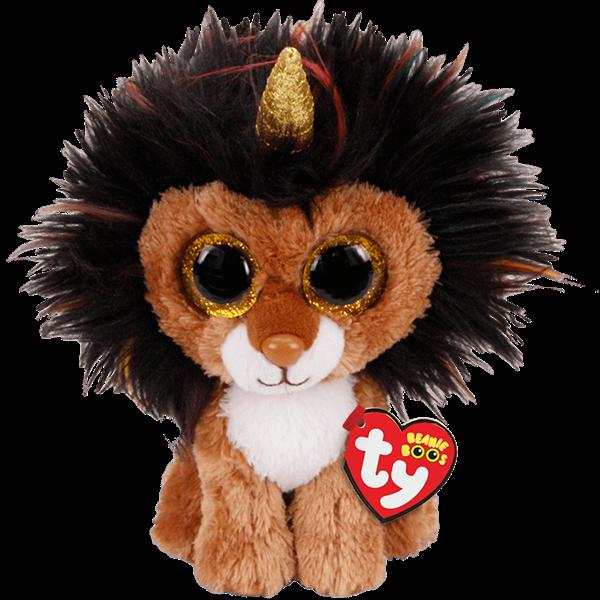 Ty Beanie Boo Ramsey Lioncorn - Regular -