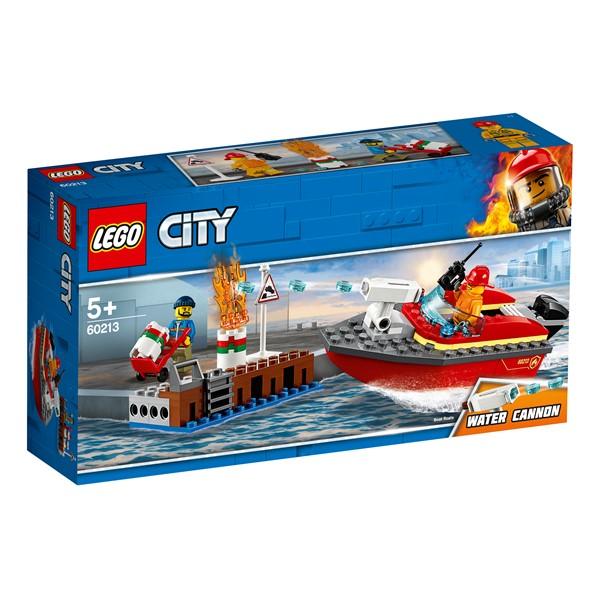 LEGO City - Dock Side Fire - pr_426802