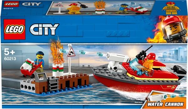 LEGO City - Dock Side Fire - pr_426803