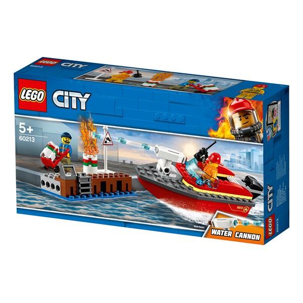 LEGO City - Dock Side Fire - pr_426804