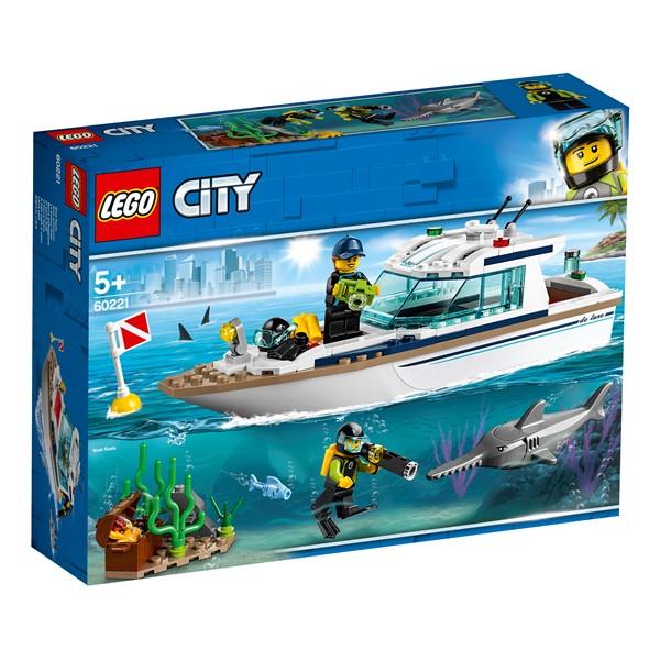 LEGO City - Diving Yacht - pr_426818