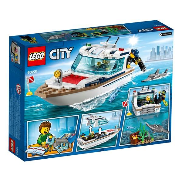 LEGO City - Diving Yacht - pr_426819