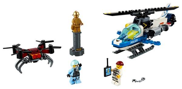 LEGO City - Sky Police Drone Chase - pr_426823
