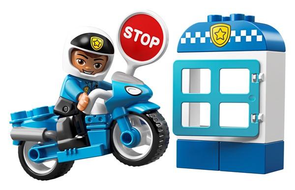 LEGO DUPLO - Police Bike - pr_426831