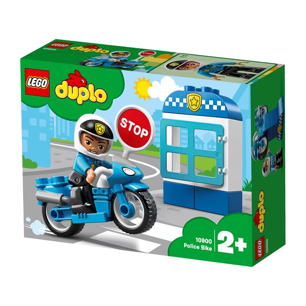 LEGO DUPLO - Police Bike - pr_426833