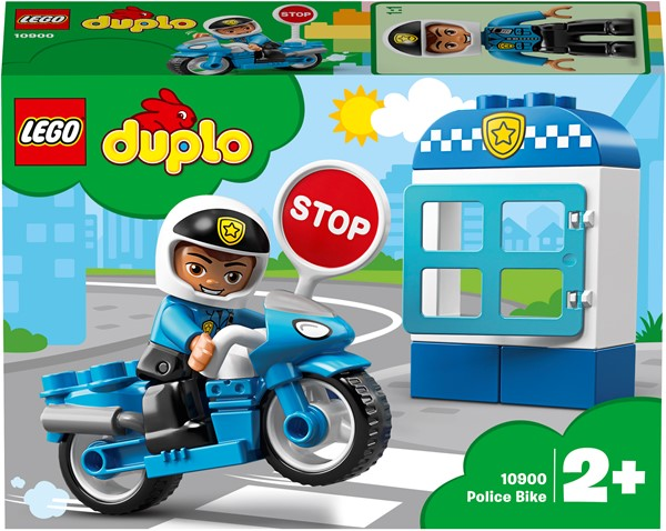 LEGO DUPLO - Police Bike - pr_426835