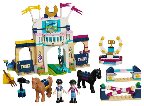 LEGO Friends - Stephanie's Horse Jumping - pr_426888