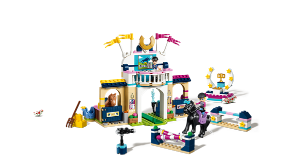 LEGO Friends - Stephanie's Horse Jumping - pr_426890