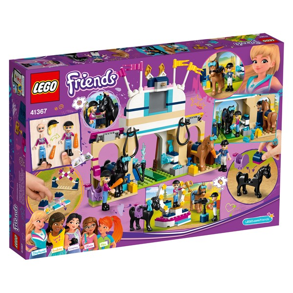 LEGO Friends - Stephanie's Horse Jumping - pr_426891