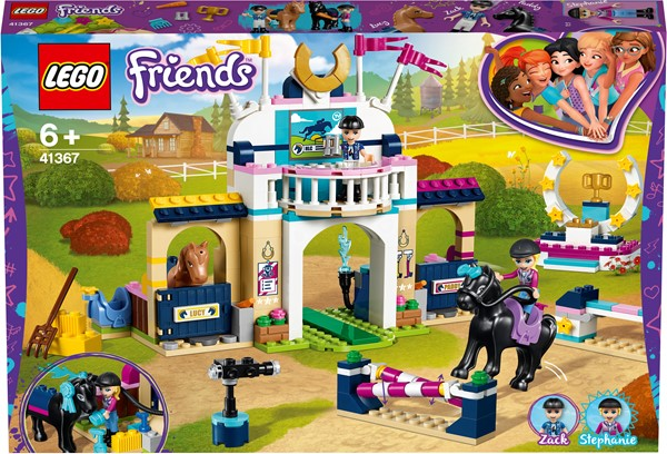 LEGO Friends - Stephanie's Horse Jumping - pr_426892