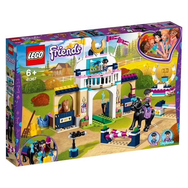 LEGO Friends - Stephanie's Horse Jumping - pr_426895