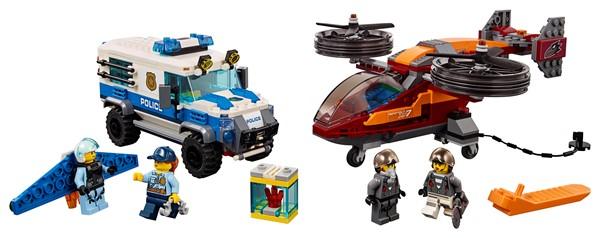 LEGO City - Sky Police Diamond Heist - pr_426896