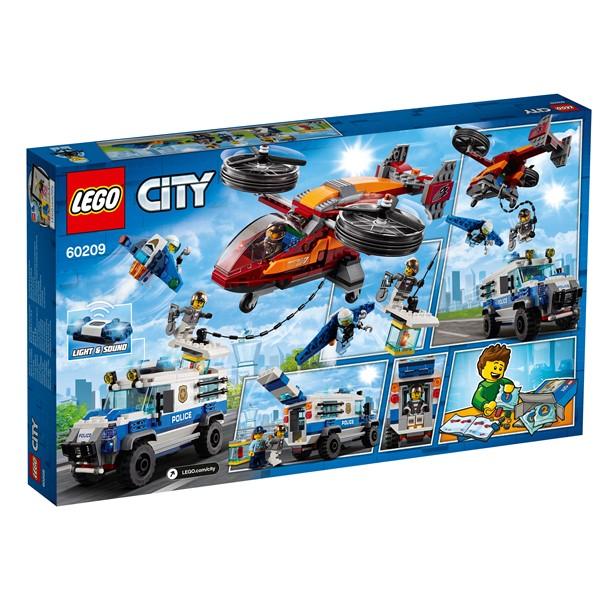 LEGO City - Sky Police Diamond Heist - pr_426897