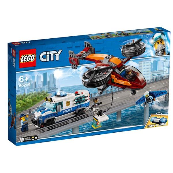 LEGO City - Sky Police Diamond Heist - pr_426901