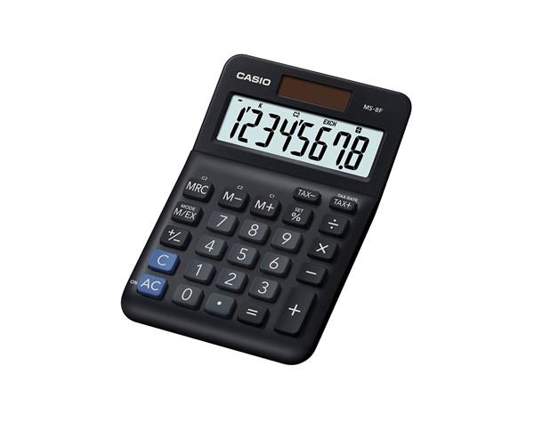 Calculator Casio MS-8F - Black -
