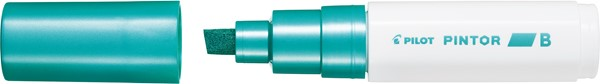Pilot Pintor Broad Chisel Marker - Metallic Green - pr_427925