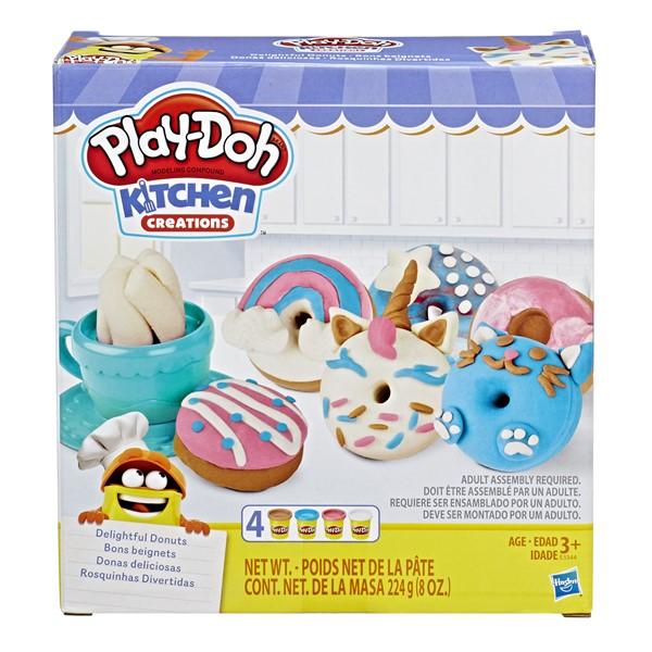 Play-Doh - Delightful Donuts Playset - pr_1699599