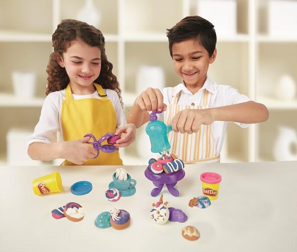 Play-Doh - Delightful Donuts Playset - pr_1699601