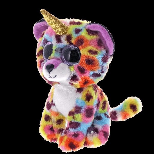 Ty Beanie Boo Giselle Leopardcorn - Regular -