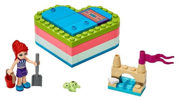 LEGO Friends - Mia's Summer Heart Box - pr_426985