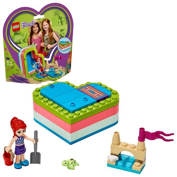 LEGO Friends - Mia's Summer Heart Box - pr_426986