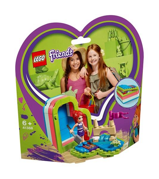 LEGO Friends - Mia's Summer Heart Box - pr_426988