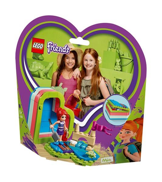 LEGO Friends - Mia's Summer Heart Box - pr_426987