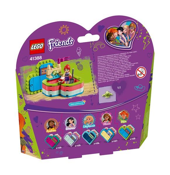 LEGO Friends - Mia's Summer Heart Box - pr_426990