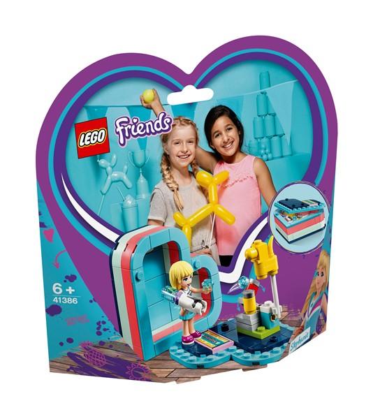 LEGO Friends - Stephanie's Summer Heart Box - pr_426992
