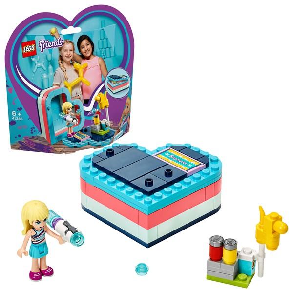 LEGO Friends - Stephanie's Summer Heart Box - pr_426995