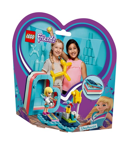 LEGO Friends - Stephanie's Summer Heart Box - pr_426993