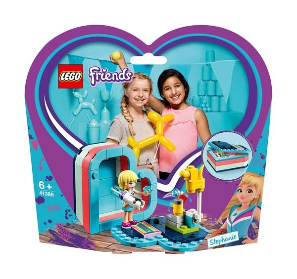 LEGO Friends - Stephanie's Summer Heart Box - pr_426994