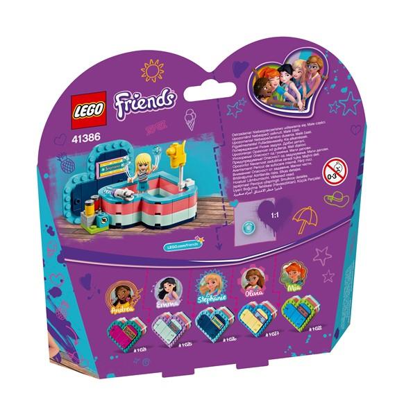 LEGO Friends - Stephanie's Summer Heart Box - pr_426997