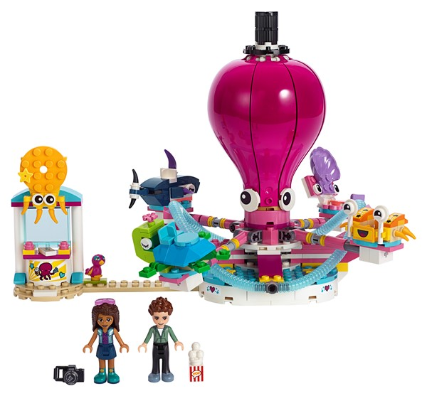 LEGO Friends - Funny Octopus Ride - pr_427003