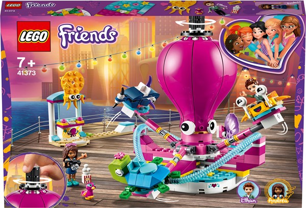 LEGO Friends - Funny Octopus Ride - pr_427007
