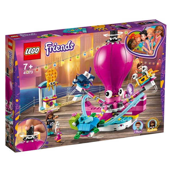 LEGO Friends - Funny Octopus Ride - pr_427008