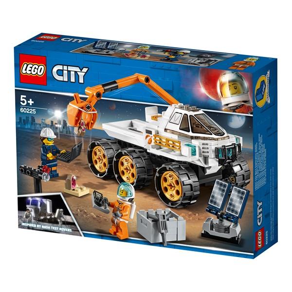 LEGO City - Rover Testing Drive - pr_427011