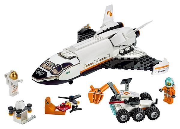LEGO City - Mars Research Shuttle - pr_427013