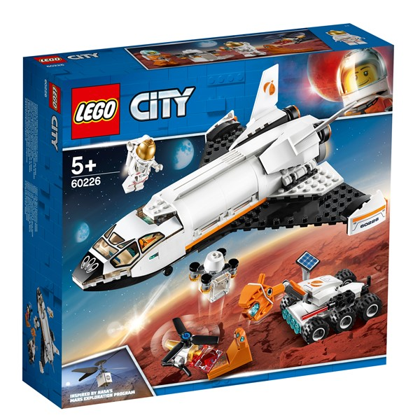 LEGO City - Mars Research Shuttle - pr_427015