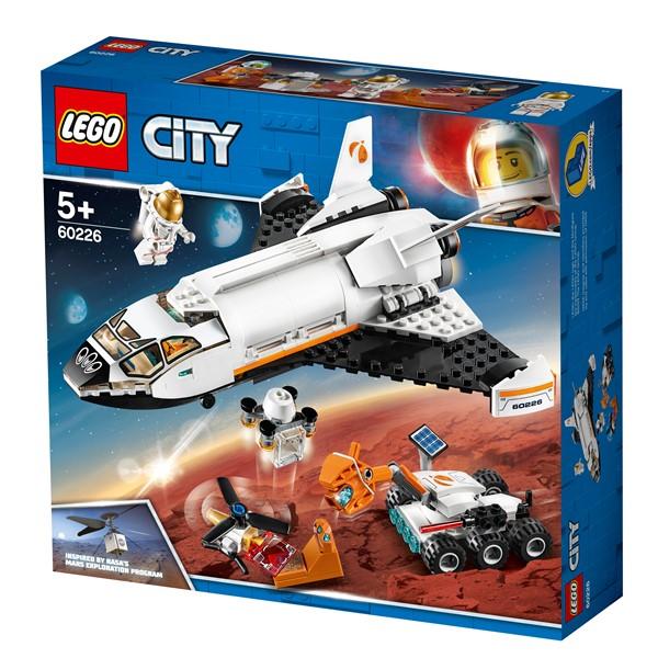LEGO City - Mars Research Shuttle - pr_427017