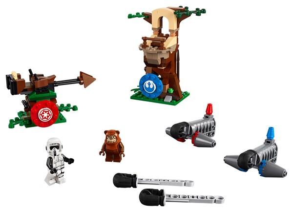 LEGO Star Wars- Action Battle - Endor Assault - pr_427027