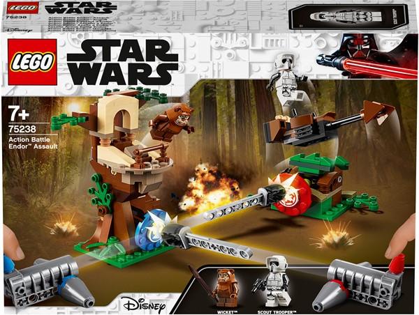 LEGO Star Wars- Action Battle - Endor Assault - pr_427030