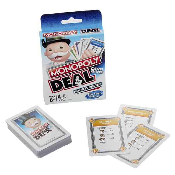 Monopoly: Deal - Card Game -