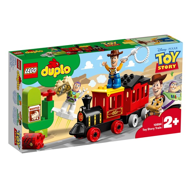 LEGO DUPLO - Toy Story Train - pr_427042