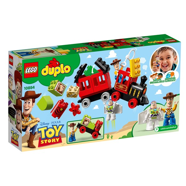 LEGO DUPLO - Toy Story Train - pr_427046