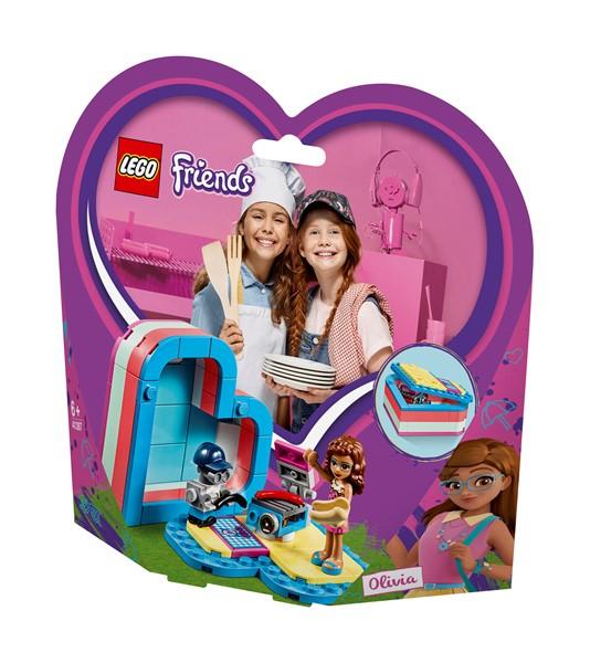LEGO Friends - Olivia's Summer Heart Box - pr_427075