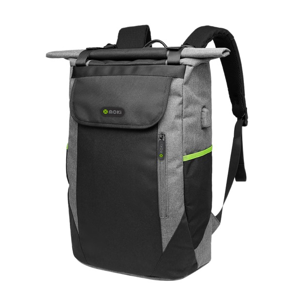 "Moki Odyssey Roll-up Backpack -15.6"" Laptop - pr_1844405"