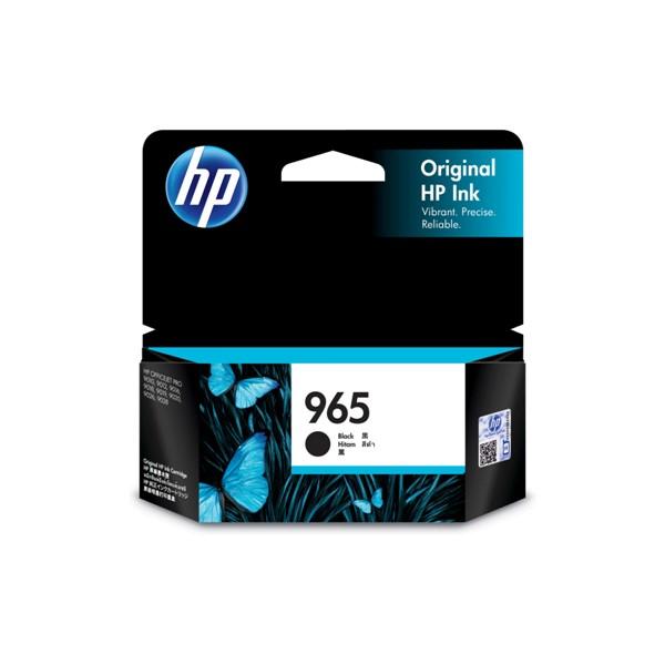 HP Ink Cartridge 3JA80AA 965 Black -